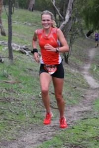 Lucy Bartholomew - Race 2 Long Course Female Winner